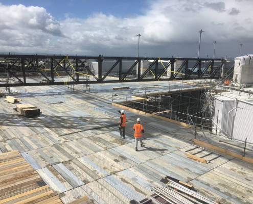 Commercial and Civil Scaffolding Auckland