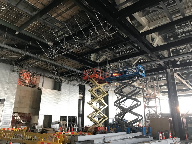 Propping and Shore Loading Scaffolding Auckland